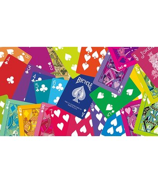 Rainbow Deck by TCC Playing Cards