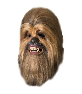 Rubies Costume Company Chewbacca Authentic Supreme Edition Mask