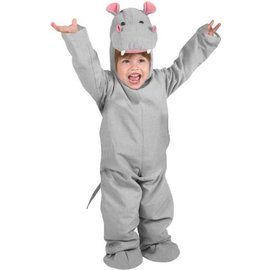 Rubies Costume Company Happy Hippo - Child 4-6