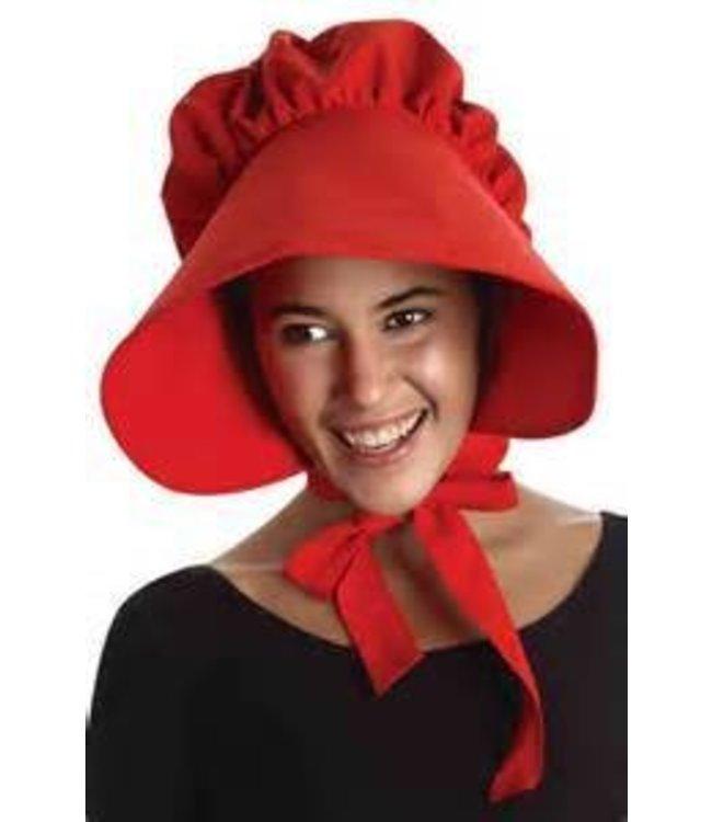 Forum Novelties Red Bonnet