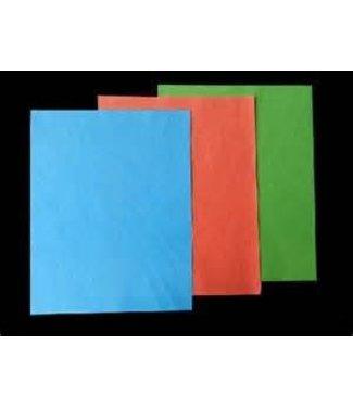 Flash Paper Pads - Blue by Panda Magic