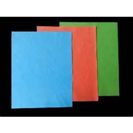 Flash Paper Pads by Panda Magic - Green