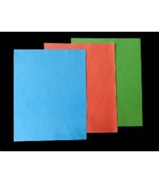 Flash Paper Pads by Panda Magic - Green