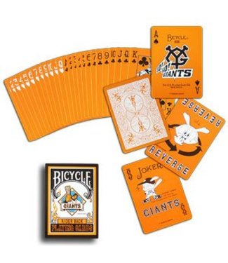 United States Playing Card Company Bicycle Yomiuri Giants Deck