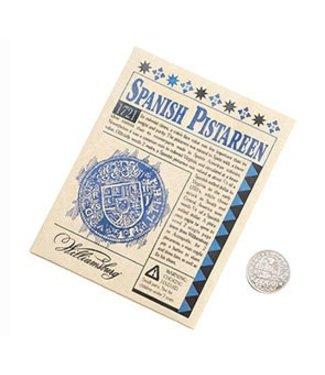 Replica Coin Pistareen by Cooperman Company