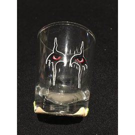CRISS ANGEL SHOT GLASS EYES by API Angel Productions Inc.