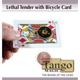 Lethal Tender, Bicycle by Tango Magic