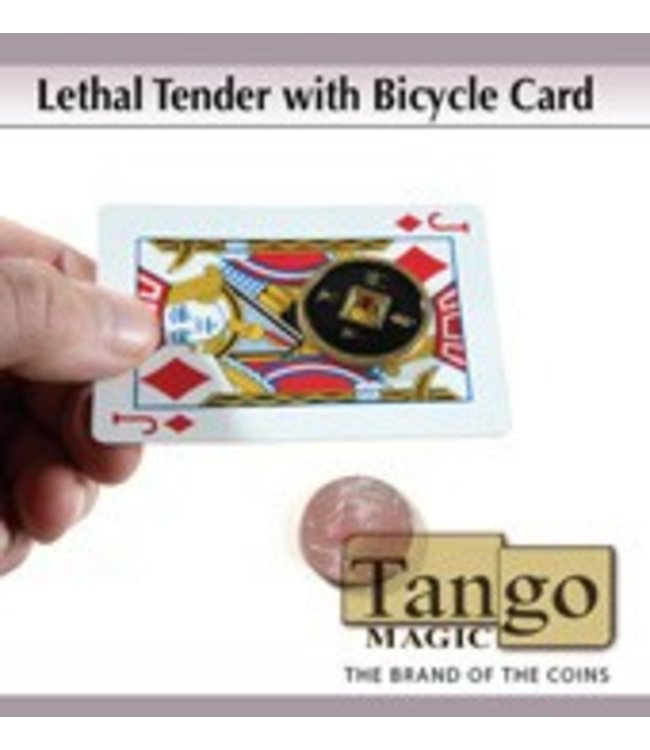 Lethal Tender, Bicycle by Tango Magic