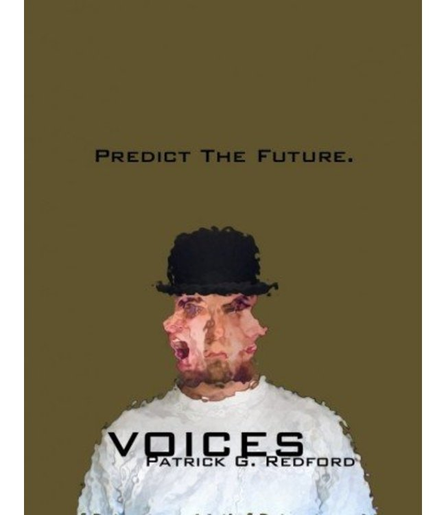 Voices by Patrick G. Redford - Book (M7)