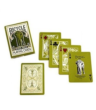 United States Playing Card Compnay Card - Bicycle Deck  Elephant