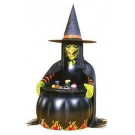 Forum Novelties Witch Cauldron Cooler