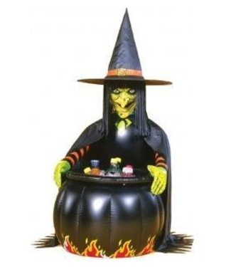 Forum Novelties Witch Cauldron Cooler