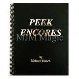 Book - Peek Encores by Richard Busch (M7)