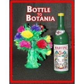 Vanishing Martini Bottle To Botania by Sadik And Company