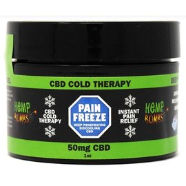 Hemp Bombs CBD Pain Freeze 1oz by Hemp Bombs