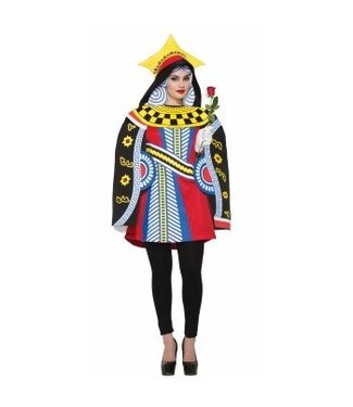 Forum Novelties Queen of Cards - Adult One Size up to 14/16