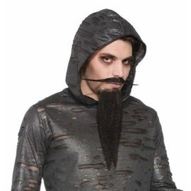 Forum Novelties Wizard Beard and Moustache - Black