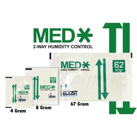 Medtainer 2  Way 8 Gram Humidity Control Pack By Medxhumidity