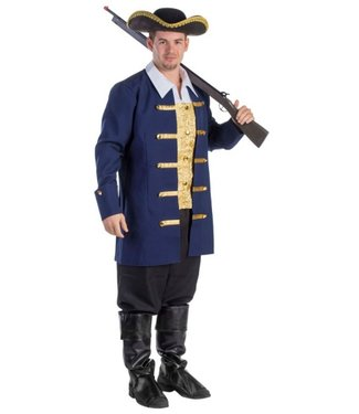 Dress Up America Colonial Aristocrat, Adult Med