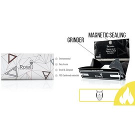Rowll Case - Rolling Paper And Accesories By Rowll