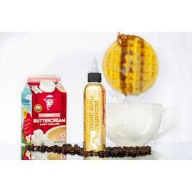 Caramel Waffle Cappuccino 0mg 120ml Vape Juice by The Sauce LA