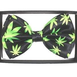 Bow Tie, Pot Leaf - Boxed