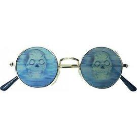 Sunglasses Hologram Skull