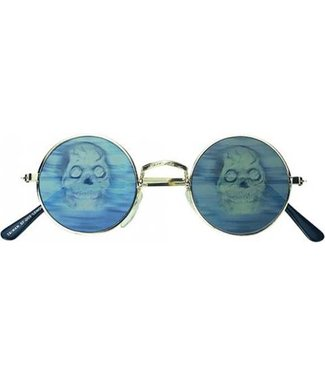 Sunglasses Hologram Skull