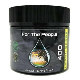 CBD For The People CBD Salve Lemon Grass 400mg by For The People
