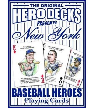 Hero Decks: New York Yankees Baseball Playing Cards by Parody Productions LLC