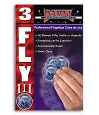 3 Fly III with DVD by Daryl and Fooler Doolers