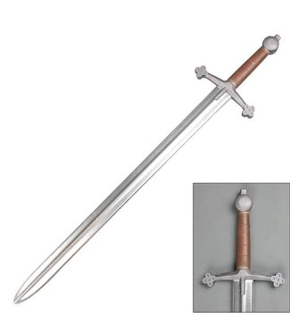 Sword Foam - Medieval Scottish Claymore Cosplay Chrome Blade