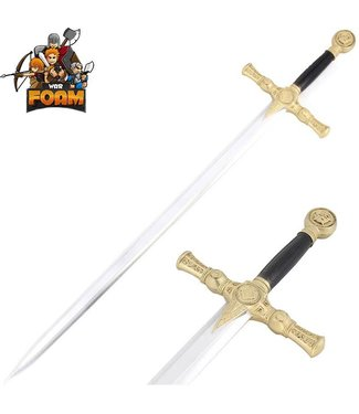 War Foam Sword Foam - Mason Knights Templar Crusader by War Foam