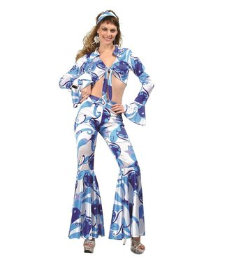 RG Costumes And Accessories Sweet 70s - Adult Female Small 6-8