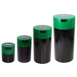 Tightpac-Tightvac Tightvac 4 Set, SET4-SDG - Dark Green and Black