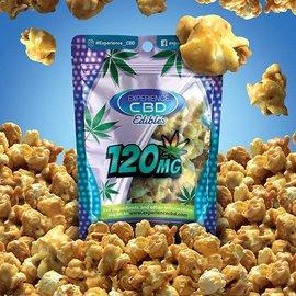 CBD Caramel Popcorn 120mg by Experience CBD
