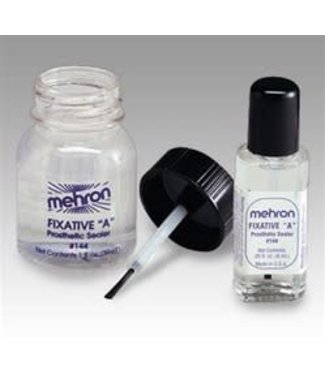 Mehron Fixative A - Prosthetic Sealer 1 oz.
