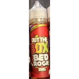 Bed Rock 3mg 60ml eLiquid by Out The Box