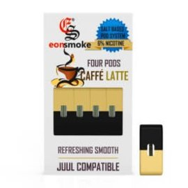 Caffe Latte Pod - Juul Compatable by Eon Smoke
