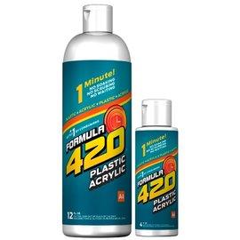 Formula 420 Plastic Acrylic Cleaner by Formula420