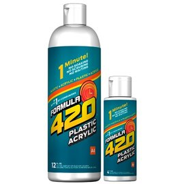 Formula420 Formula 420 Plastic Acrylic Cleaner