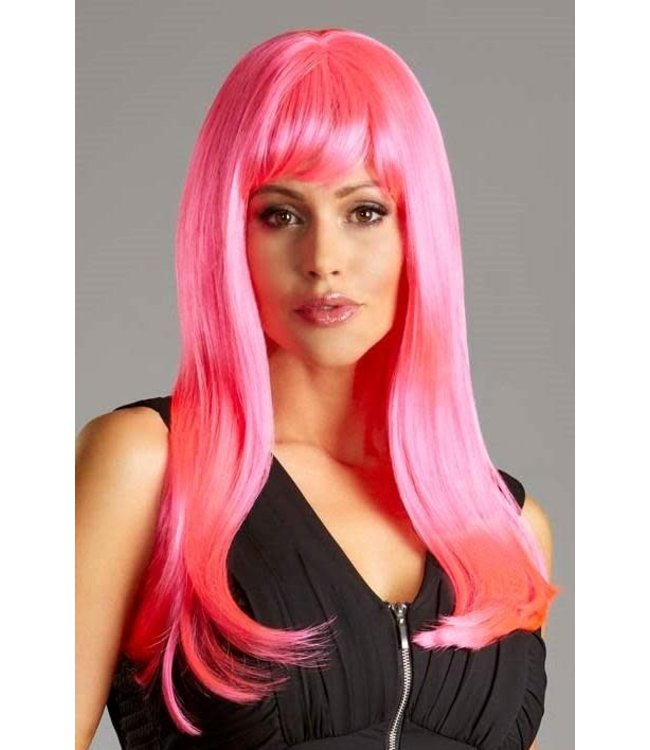 Diva Wig, Hot Pink by Incognito