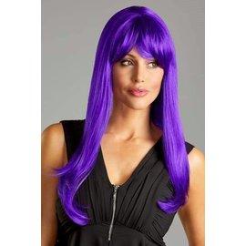 Diva Wig, Blue