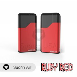 Suorin Suorin Air Starter Kit - 400mAh Ruby Red by Shenzen Bluemark Technology