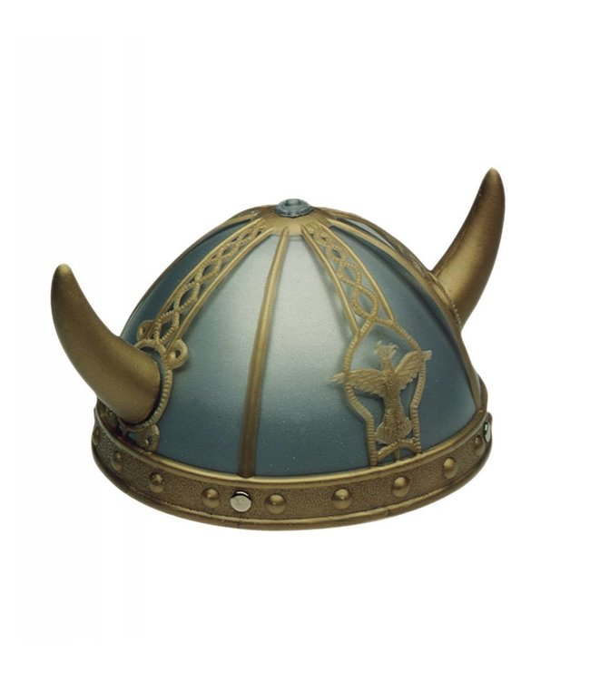 Helmet Viking, Gold/Silver by Jacobson Hats