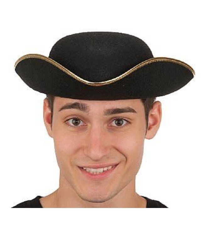 Hat Tricorne Permalux, Large by Jacobson Hats