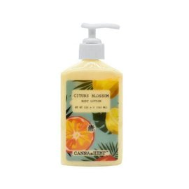Canna Hemp CBD Hand & Body Lotion Citrus Blossom by Canna Hemp