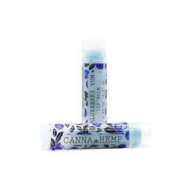 Canna Hemp CBD Lip Balm - Blueberry Yum by Canna Hemp