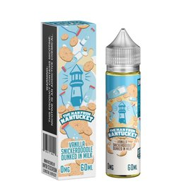 The Man From Nantucket 0mg 60ml by Ack eLiquid
