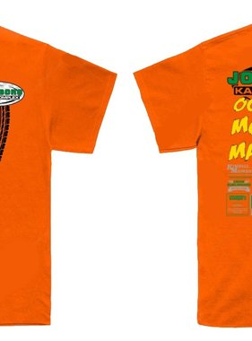 (preorder) 2019 Pro Mod Madness Shirt Adult Small Orange